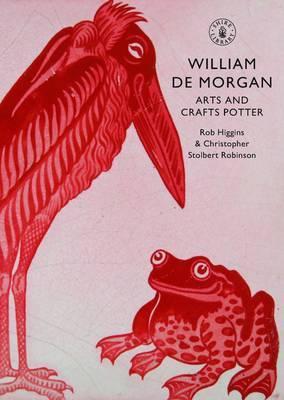 William De Morgan by Rob Higgins image
