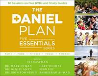 The Daniel Plan Essentials Church-Wide Campaign Kit by Rick Warren image