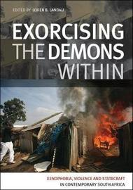 Exorcising the demons within by United Nations University