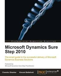 Microsoft Dynamics Sure Step 2010 by Chandru Shankar
