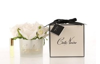 Côte Noire Perfumed Natural Touch Roses (Ivory White)