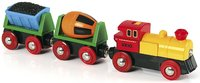 Brio: Battery Operated - Action Train