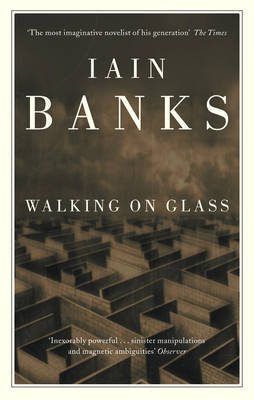Walking On Glass by Iain Banks image