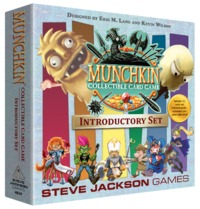 Munchkin: Collectable Card Game - Introductory Set