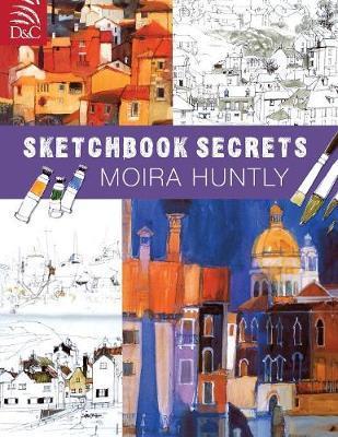 Moira Huntly's Sketchbook Secrets image