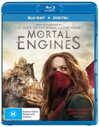 Mortal Engines on Blu-ray