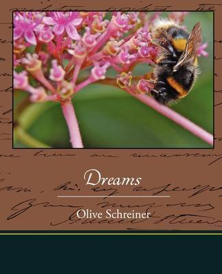 Dreams by Olive Schreiner image