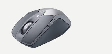 Microsoft Wireless Laser Mouse 8000 image