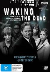Waking The Dead - Complete Series 1 And Pilot (5 Disc Box Set) on DVD