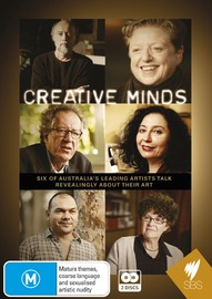 Creative Minds on DVD