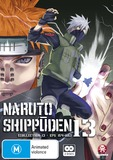 Naruto Shippuden Collection 13 DVD