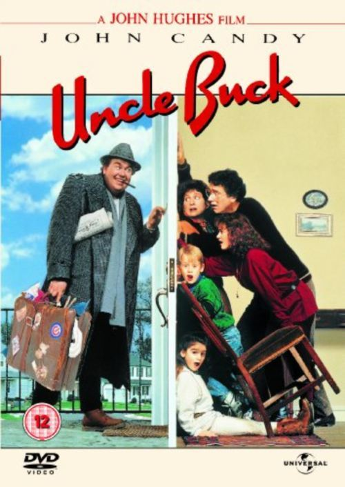 Uncle Buck on DVD image