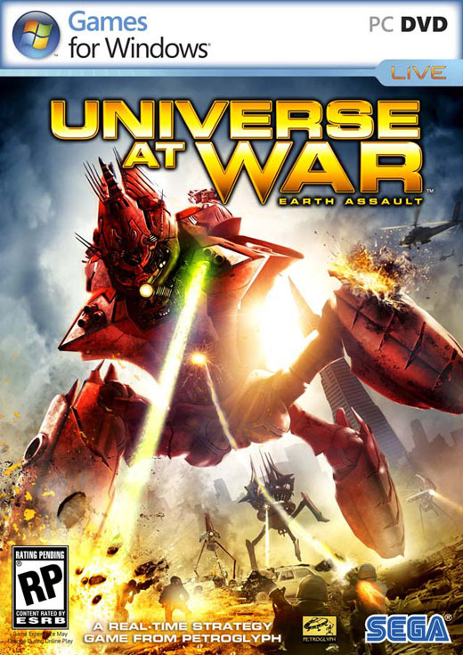 Universe at War: Earth Assault for PC Games