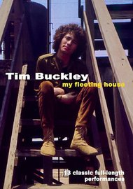 Tim Buckley: My Fleeting House on DVD