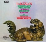 Puccini: Turandot (2CD/Blu-ray) by Joan Sutherland