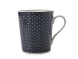 Maxwell & Williams - Print Indigo Straight Sided Mug - Arrow (340ml)