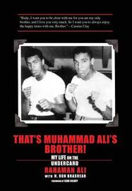 That's Muhammad Ali's Brother! by Rahaman Ali image