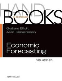 Handbook of Economic Forecasting: Volume 2B
