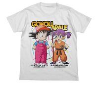 Dr. Slump x Dragon Ball Full Color T-Shirt (Large)
