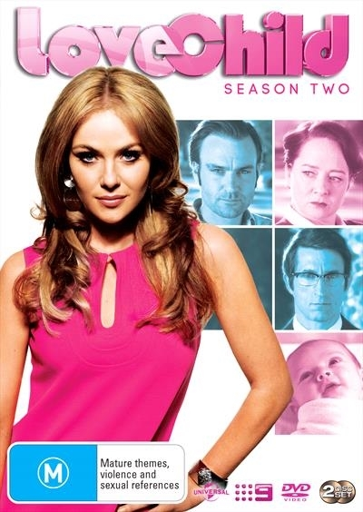 Love Child - Season 2 on DVD