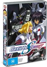 Gundam Seed - Gundam S Destiny: Vol. 7 on DVD