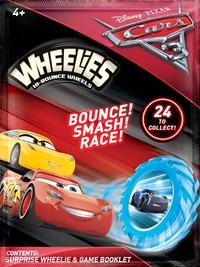 Cars 3: Wheelies Foil Bag (Blind Bag)