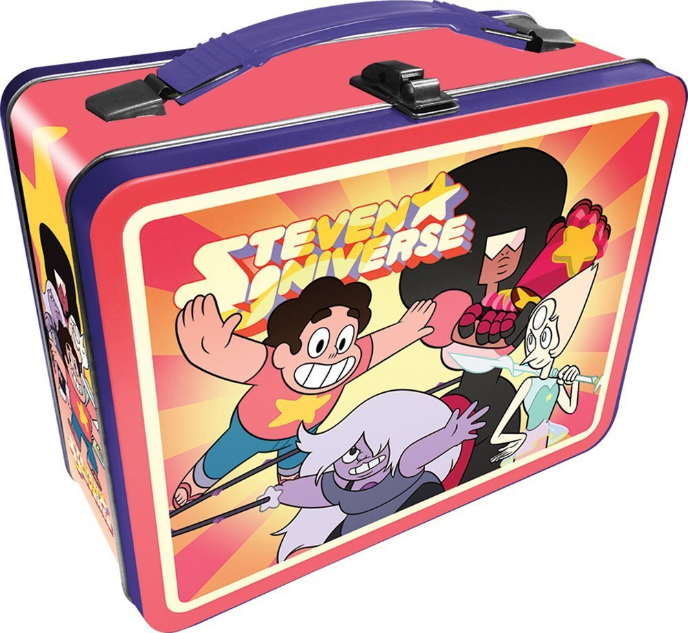Steven Universe Tin Tote Lunchbox Image At Mighty Ape Nz