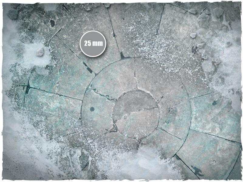 DeepCut Studios Frostgrave Neoprene Mat (4x4) image