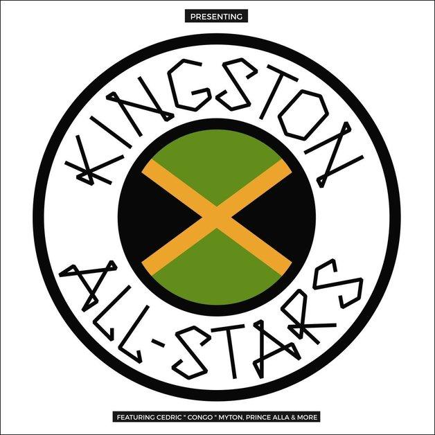 Presenting Kingston All-Stars by Kingston All-Stars