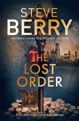The Lost Order by Steve Berry image
