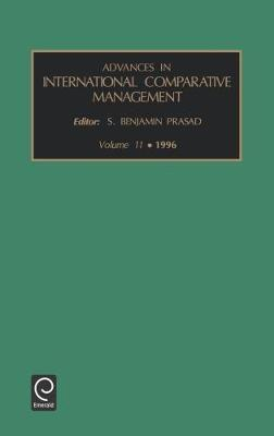 Advances in International Comparative Management image