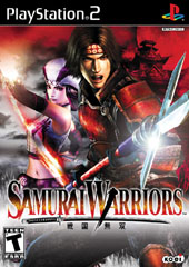 Samurai Warriors for PlayStation 2