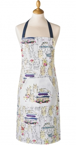 Cooksmart Apron - Top Cats