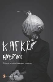 Amerika by Franz Kafka image