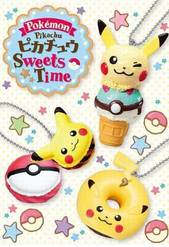 Pokemon: Pikachu Sweets Time Charm image