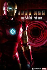 Marvel: Iron Man (Mark III) - Life Size Statue