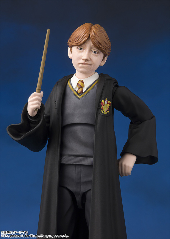 S.H.Figuarts Ron Weasley (Harry Potter and the Philosopher's Stone)