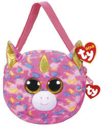 Ty Gear: Fantasia Unicorn - Plush Purse