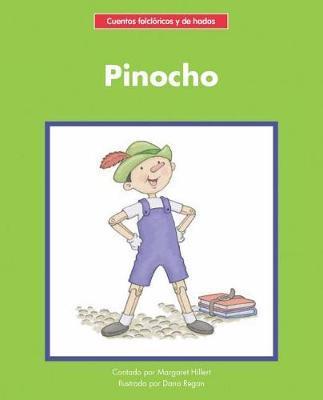 Pinocho by Margaret Hillert
