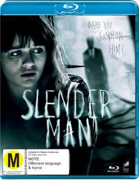 Slender Man on Blu-ray