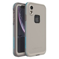 Lifeproof: Fre Case for iPhone XR - Body Surf Grey
