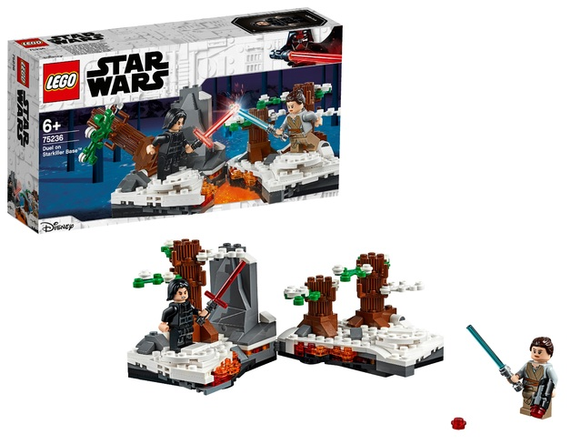 LEGO Star Wars: Duel on Starkiller Base (75236)