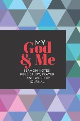 My God & Me by Edwina Ray Guided Journals