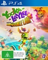 Yooka-Laylee and the Impossible Lair for PS4