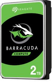 "2TB Seagate BarraCuda 3.5"" 7200RPM SATA HDD"