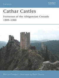 Cathar Castles by Marcus Cowper