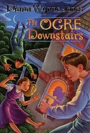 The Ogre Downstairs by Diana Wynne Jones image