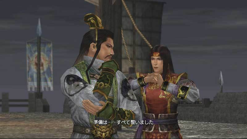 Dynasty Warriors 5: Empires for Xbox 360 image