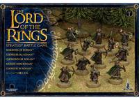 The Lord of the Rings Warriors of Rohan