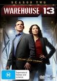 Warehouse 13 - Season Two DVD